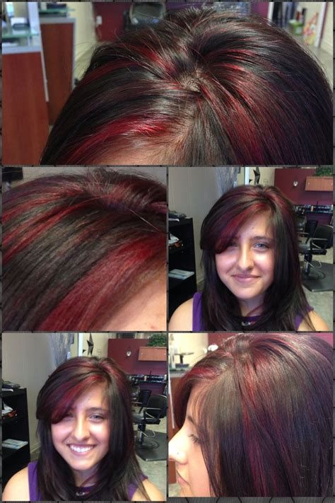 And Hair Color by And Black Hair Color Redken 6rr Redken Color