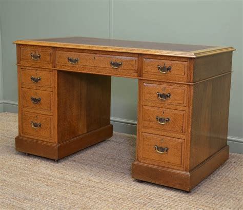 Antique Oak Desks  Antique Furniture