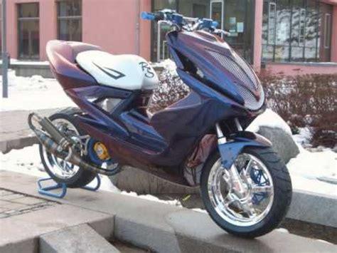 aerox tuning scooter elaborati youtube