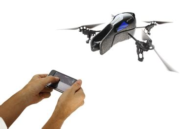 parrots ardrone helicopter brings military style amusement   iphone