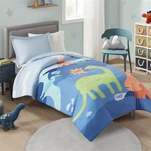 Your, Zone, Dinosaur, 2, Piece, Comforter, Set, Twin, Twin, Xl