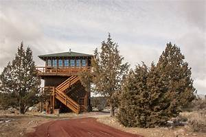 Gallery: Forest fire lookout tower house | Small House Bliss