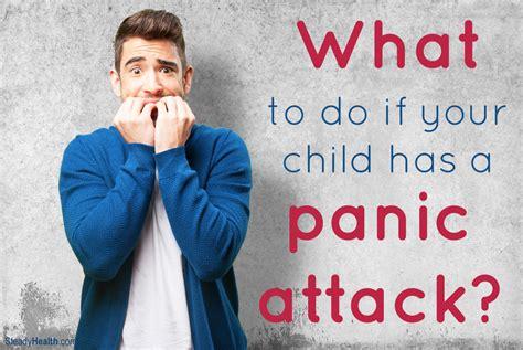 child   panic attack
