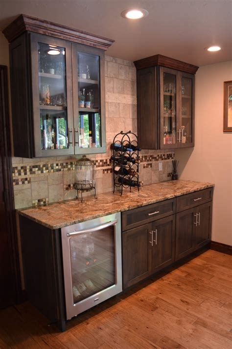 Residential Bars by Kitchen Countertops Bars Robertstoneinc