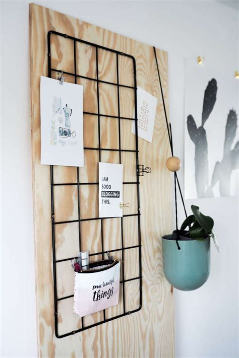 Ikea Küchen Wand ikea hack diy wand organizer paulsvera