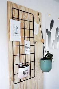Ikea Kleiderstange Wand : ikea hack diy wand organizer paulsvera ~ Michelbontemps.com Haus und Dekorationen