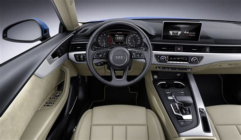 New 2017 Audi A5s5 Sportback Revealed With Sharper