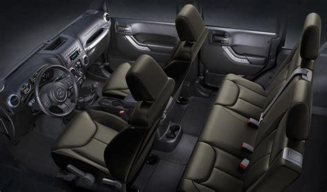 matte black jeep wrangler unlimited interior jeep wrangler unlimited sahara interior seating olive