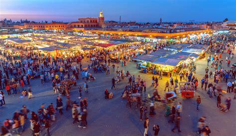 Morocco (Ranked 100th) :: Legatum Prosperity Index 2019