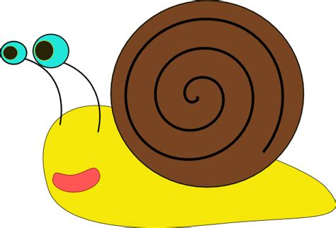 Cartoon Snail Clip Art At Clker.com