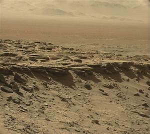 Mars Curiosity Rover: New Location, New Imagery