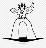 Niki Phalle Disegno Sculpture Coloring Saint Clipart Pinclipart Report sketch template