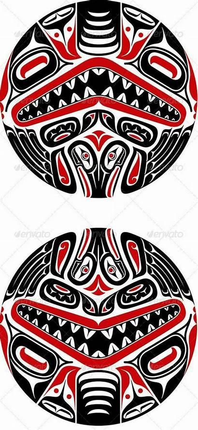 Haida Tattoo Tattoos Symbols Owl Maori Ethno