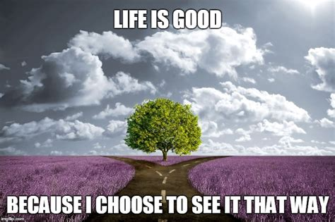 Life Is Good Meme - join us imgflip