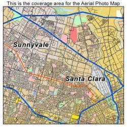 California Map Santa Clara CA