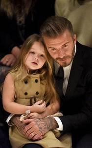 David Beckham o... Daughter