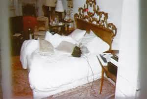 Michael Jackson Death Bed