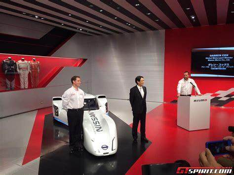 Nissan Zeod Rc Le Mans Prototype Makes Public Debut In