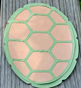 teenage mutant ninja turtle party invitations amy latta With ninja turtle shell template