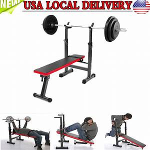 Max Strength Weight Bench