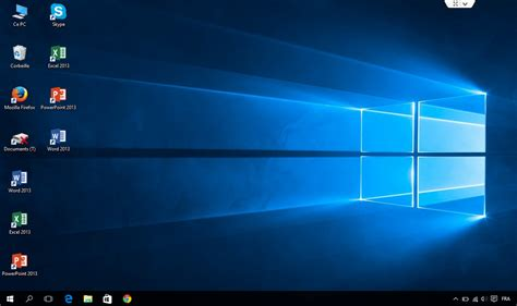 bureau windows à l envers découverte de l ordinateur avec windows 10 partie 1 je