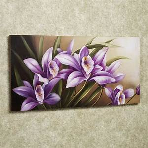 Coffee Painting Designs Of Flowers On Canvas - Decosee ...