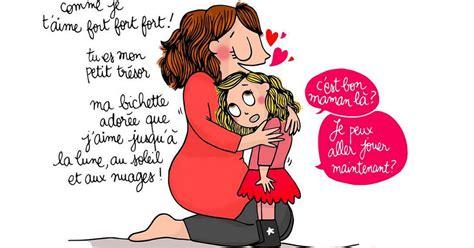 Un Une Maman Un De Maman Mais Pas 18 Adorables Dessins Qui Illustrent Avec Humour La