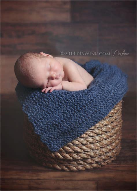 Diy Newborn Prop  Rope Bucket
