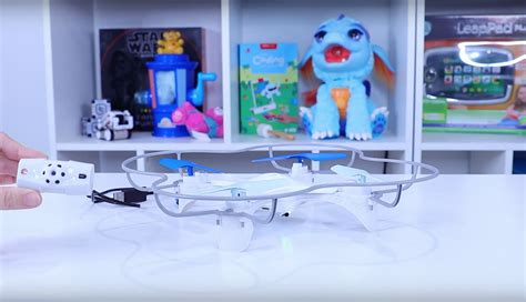 wowwee lumi gaming drone toy  easy   fly