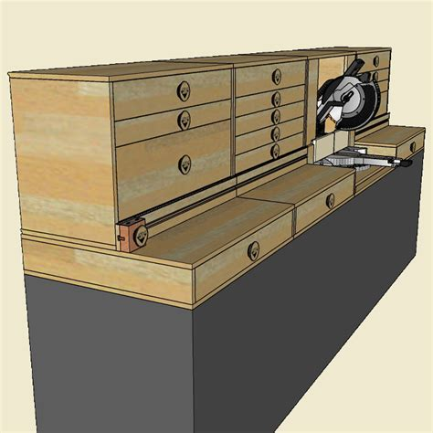 jackman modular miter  station plan shop space pinterest mitre  station miter