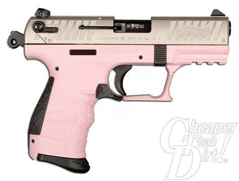 colored pistols pink never dies and me girly guns