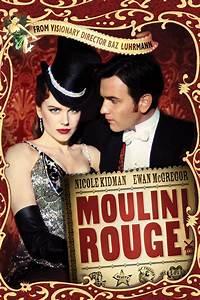 Moulin Rouge with Nicole Kidman, Ewan Mcgregor, John ...