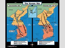 Korean War Timeline 1950 1953 4