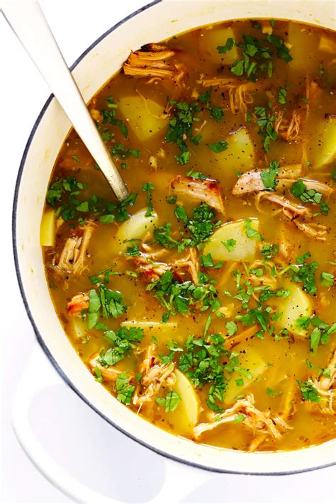 5 ingredient carnitas soup gimme some oven