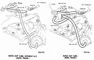 Looking To Find The Vacuum Line Diagram For 1970 Buick 455