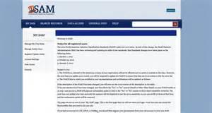 sam gov help desk funded grants office publication of grant and funding