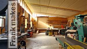 The Woodshop Tour - YouTube