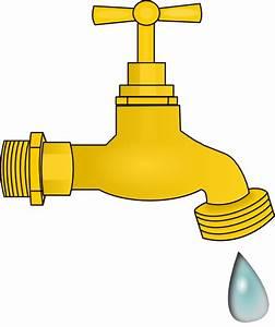 Dripping Faucet Clip Art at Clker.com - vector clip art ...