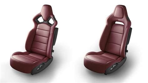 car seats for sports cars corvette stingray competition sport seats explained