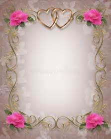 Free Wedding Clip Art Page Borders