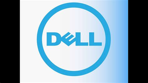How To Make Dell Logo With Adobe Illustrator, Create Dell