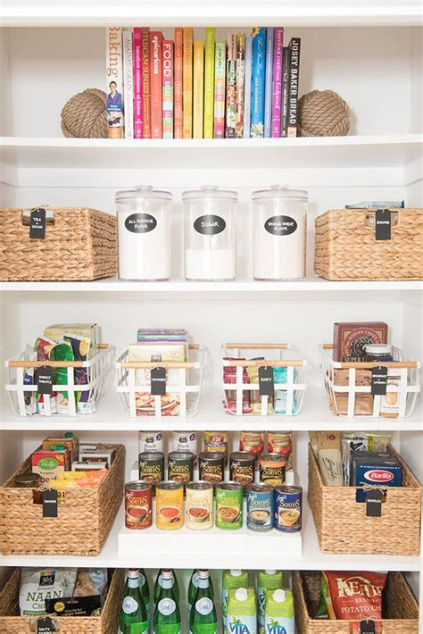 Handy Tips & Tricks For Organizing Your Kitchen Home