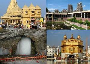 India's top 10 famous temples