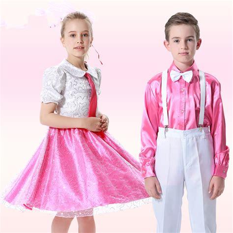 Elegant Pink and White Kids Christening Chorus Suit High ...
