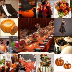candle centerpieces fall wedding themes cherry