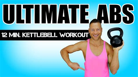 kettlebell exercises abs workout ab stomach ultimate flat