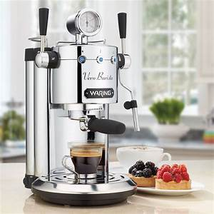Review  Waring Pro Professional Home Espresso Machine