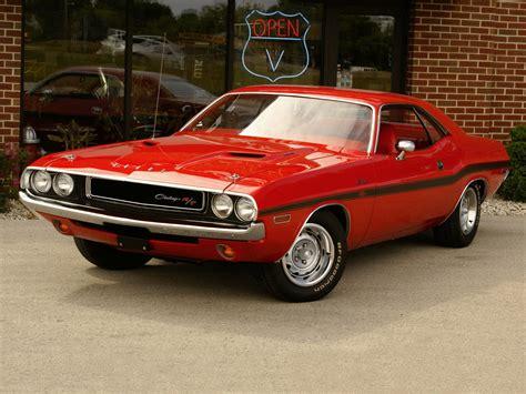 Automóveis Do Passado E Do Presente Dodge Challenger 1970