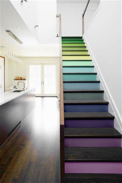 25 best ideas about painted stairs on painting stairs paint stairs and stairs