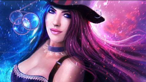beautiful wallpapers of cait jinx and diana